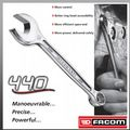 Facom 15mm 440 Series OGV Combination Spanner